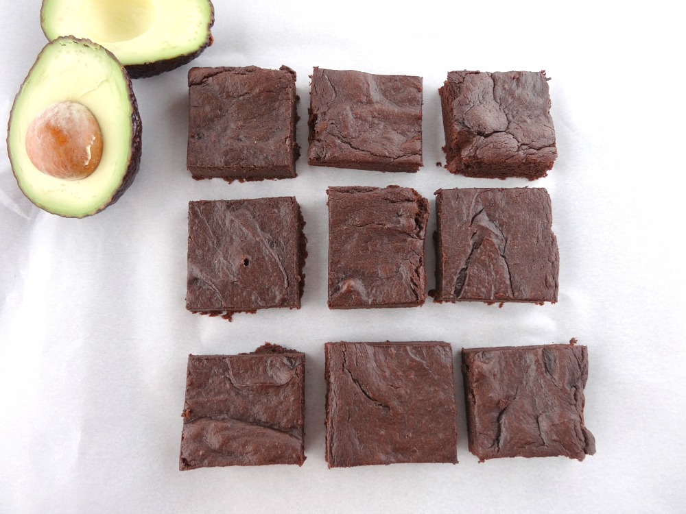 Gluten-Free Brownies Infused with Avocados 2