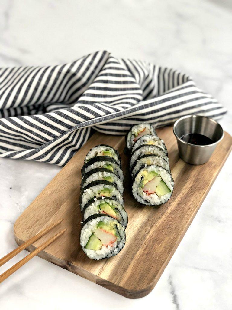 Gluten-Free Sushi Rolls 2