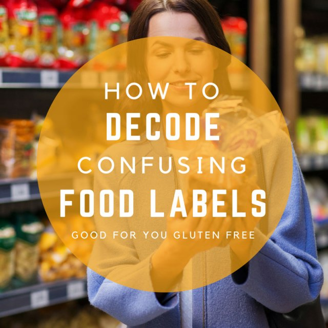 Learn How to Decode Food Labels