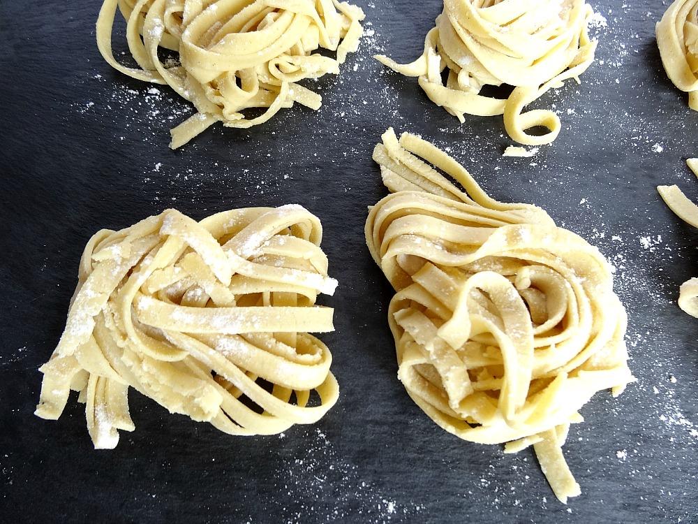Two Ingredient Gluten-Free Pasta Dough