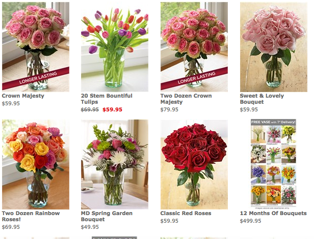 Mother's Day Gift Ideas: Organic Flowers for Mother's Day