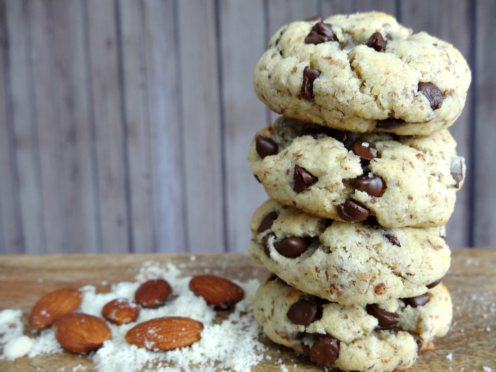 Almond Flour Cookies 1