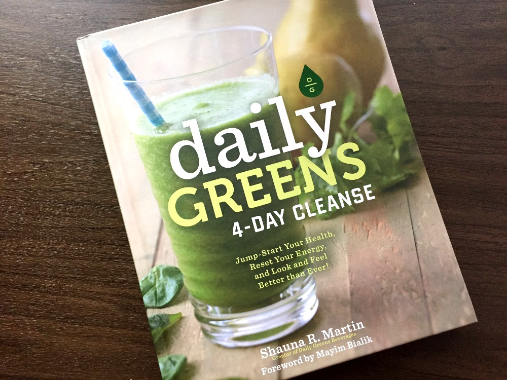Daily Greens book