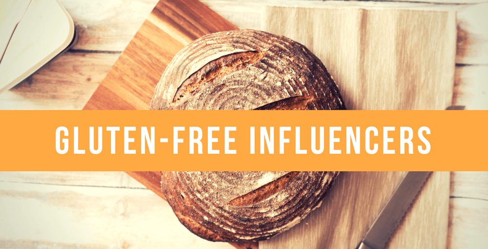 Gluten-free influencers