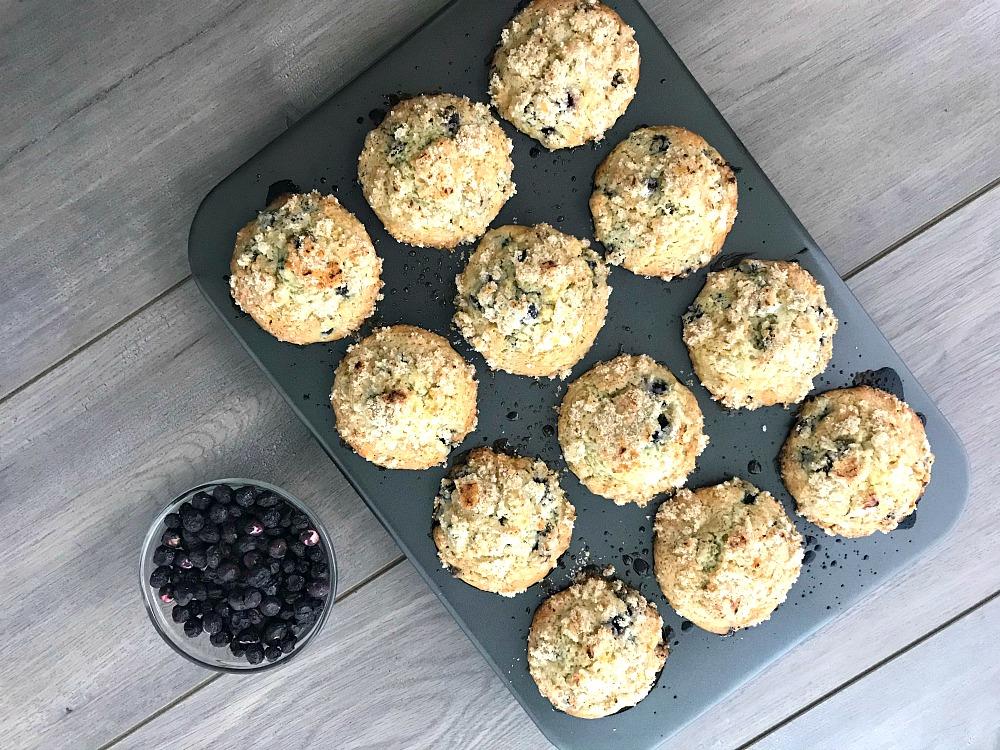 Blueberry Muffins America S Test Kitchen