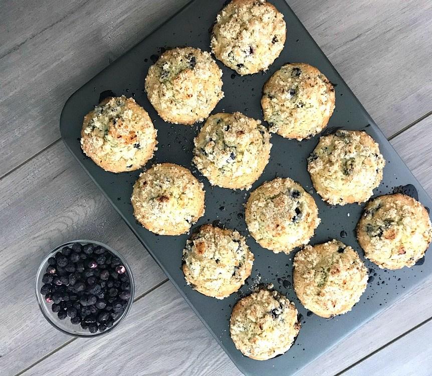 Gluten-Free Blueberry Muffins - Good For You Gluten Free 5