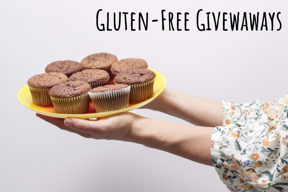 Gluten-Free Giveaways