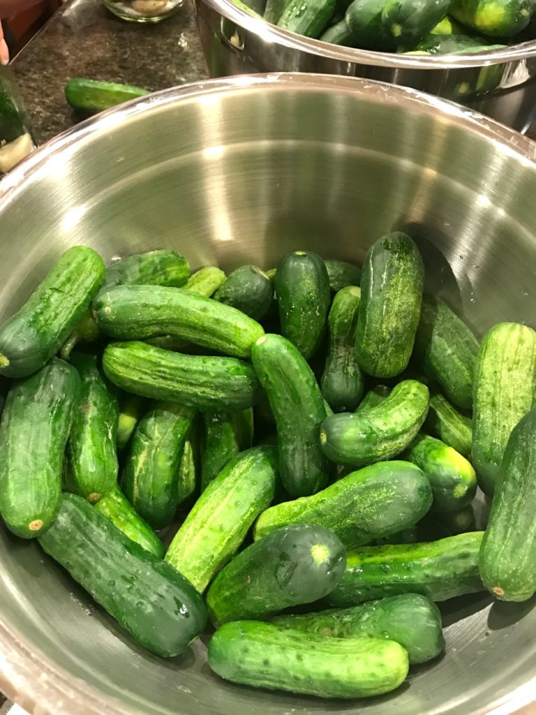 Pickles from Pallizzi Farm