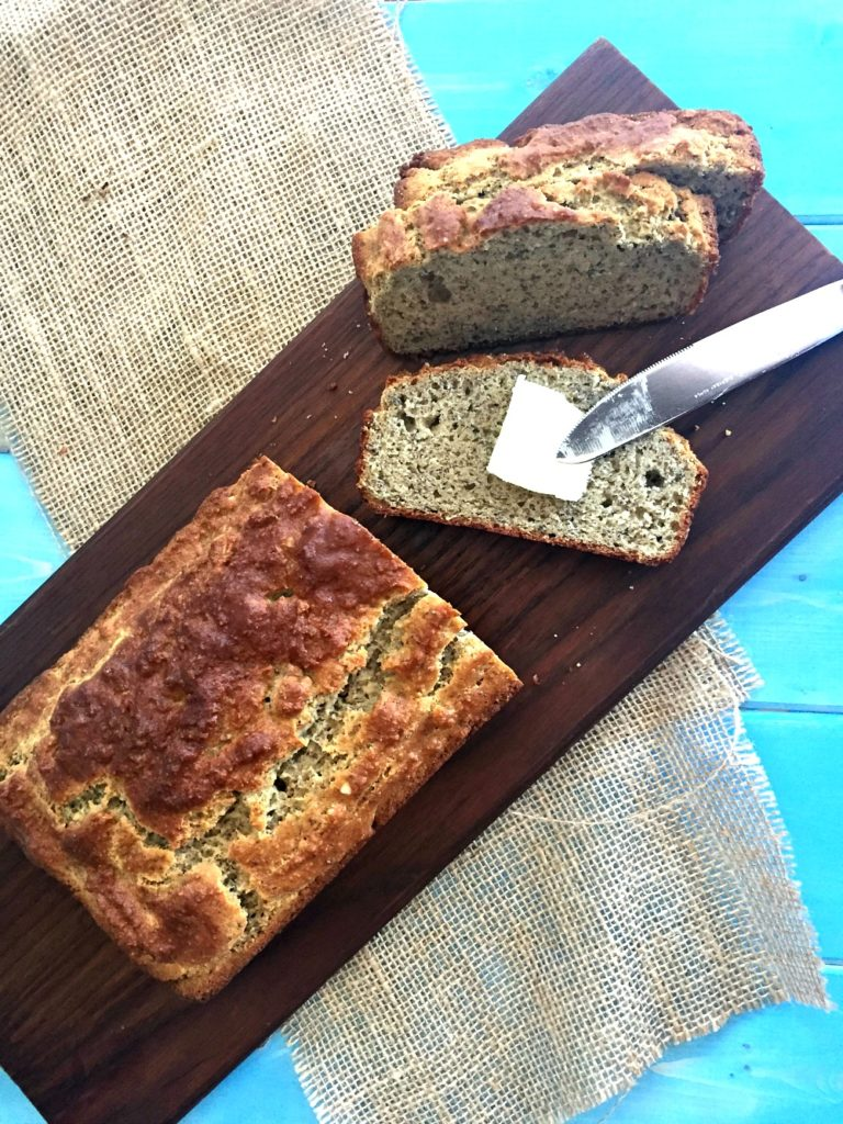 Almond Flour Bread Recipe 2