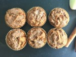 Gluten-Free Apple Pie Muffins with Almond Flour 1