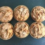 Gluten-Free Apple Pie Muffins with Almond Flour 1