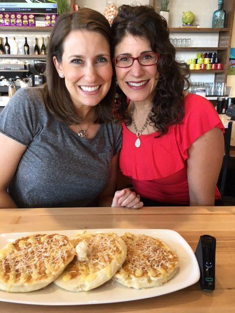 Happy gluten-free brunch
