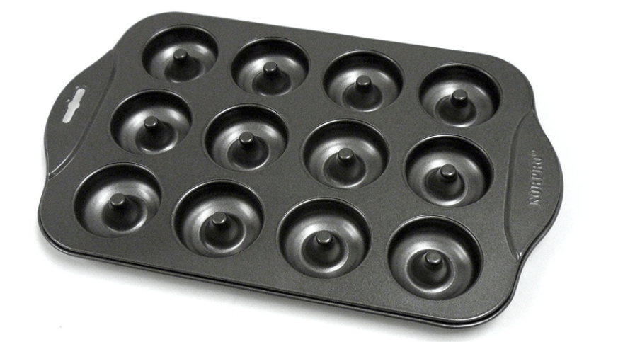Gluten-free donut recipe - donut pan
