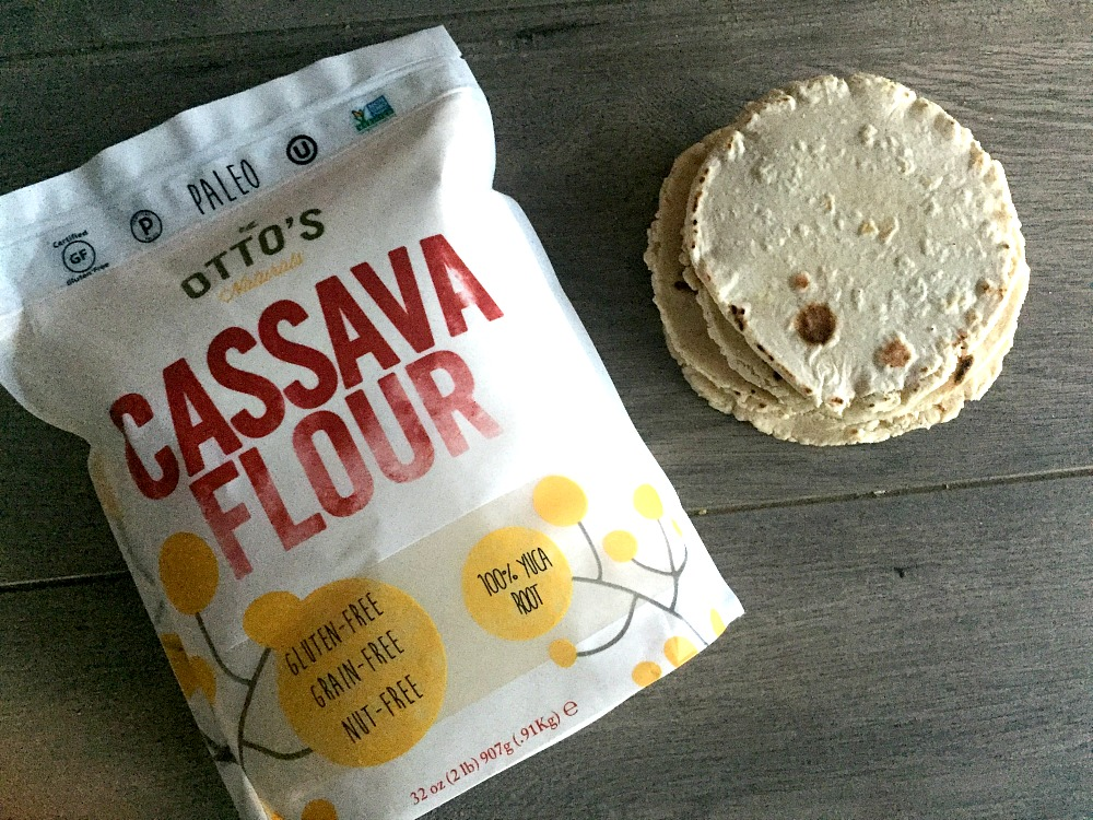 Cassava Flour Tortillas 5