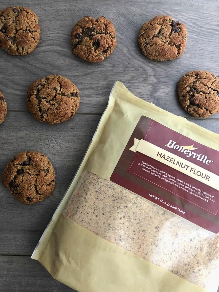 Gluten-Free Hazelnut Flour Cookie 3