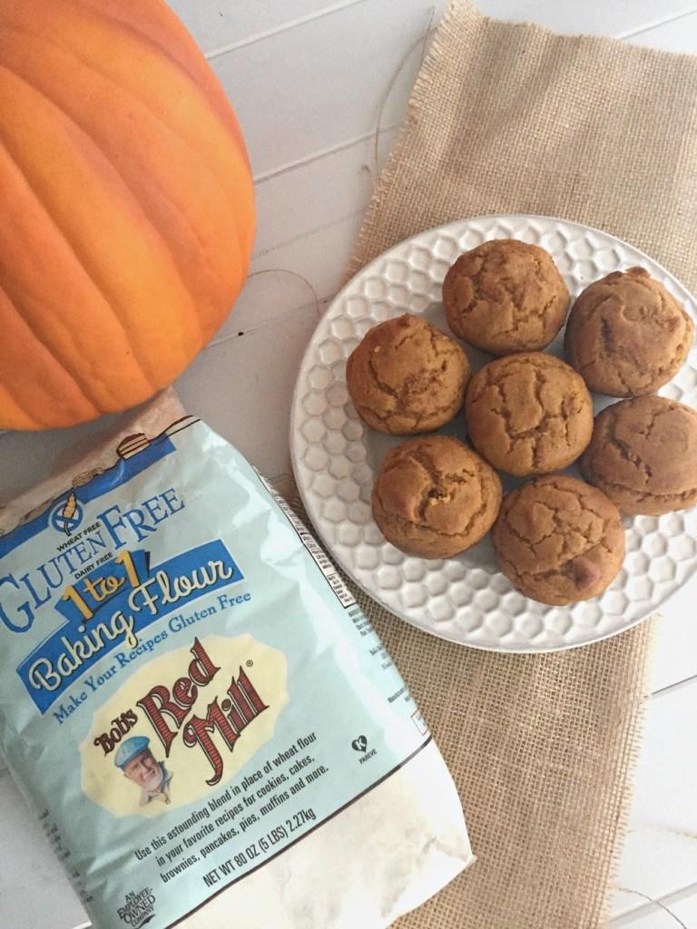 Gluten-Free Pumpkin Muffins 10