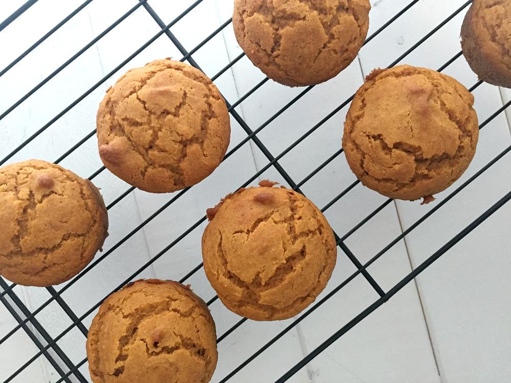 Gluten-Free Pumpkin Muffins 3
