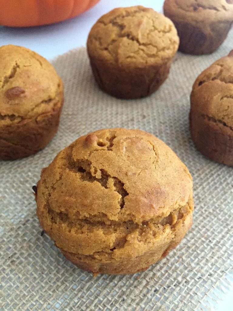 Gluten-Free Pumpkin Muffins 6