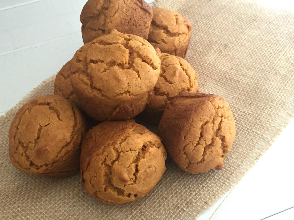 Gluten-Free Pumpkin Muffins 8