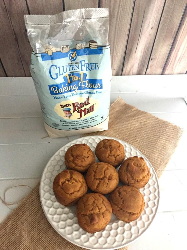 Gluten-Free Pumpkin Muffins 9