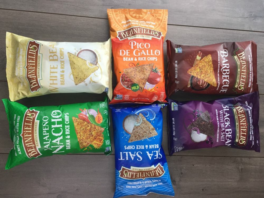 Gluten-Free Snack Ideas Beanfields