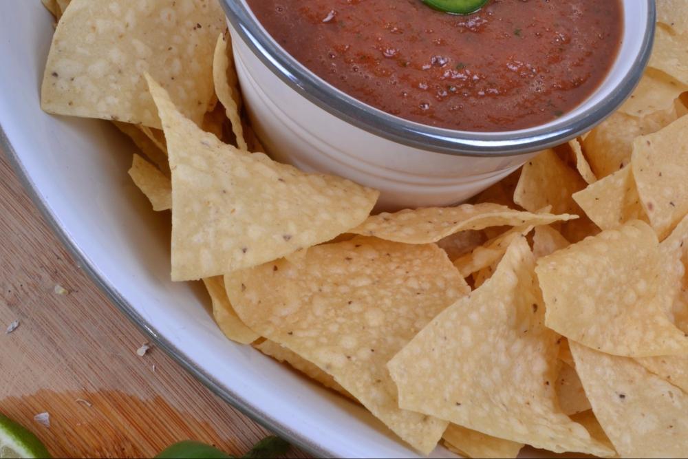 Chips Mexican Restaurants Gluten Free