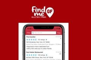 Find me gluten free app logo