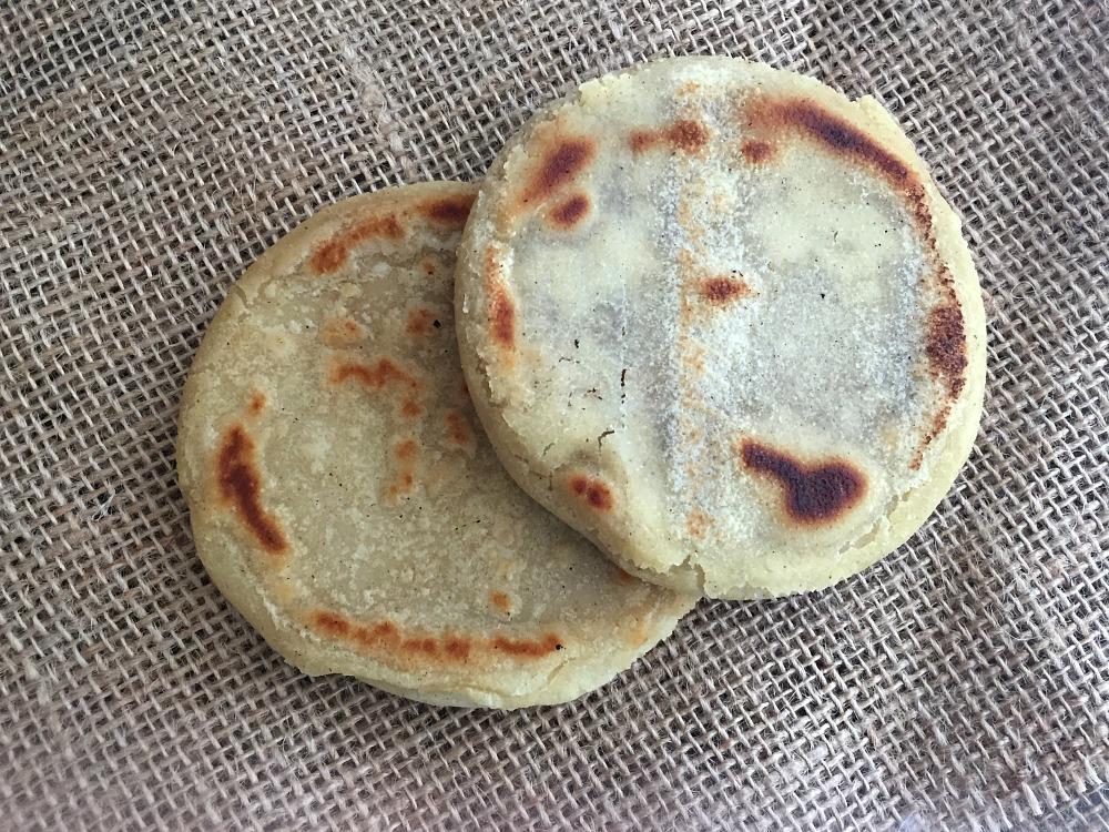 Tres Latin Foods Pupusas Plain 3
