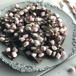 Chocolate Bark Recipes - Peppermint Chocolate Bark