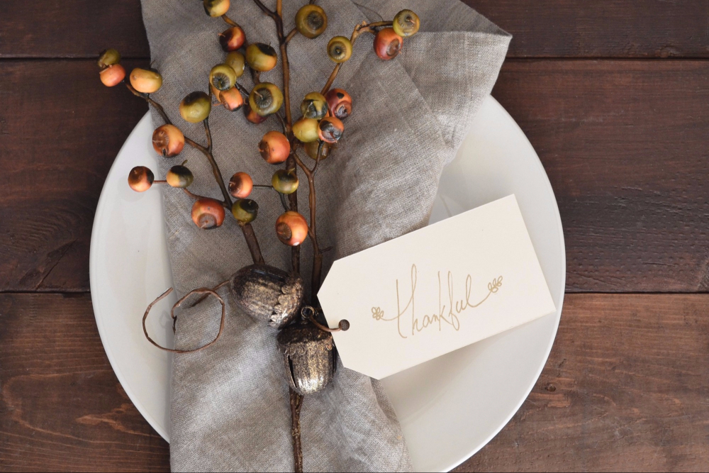 Hosting Thanksgiving? 5 Tips to Make Your Gluten-Free Friend Feel Welcome