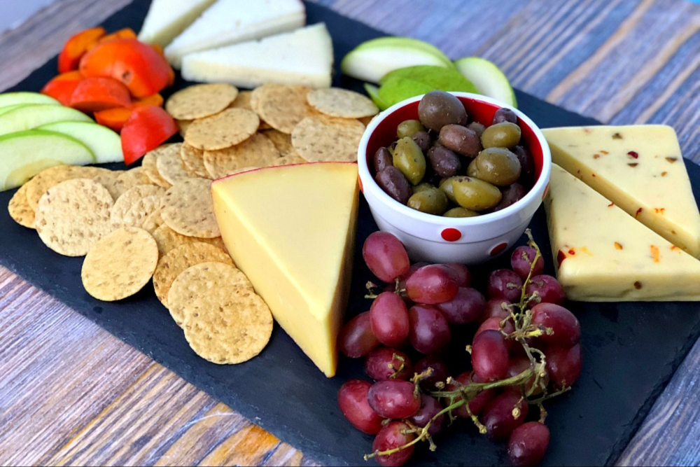 Cheese Platter Idea [The Art of Creating the Perfect Snack Board]