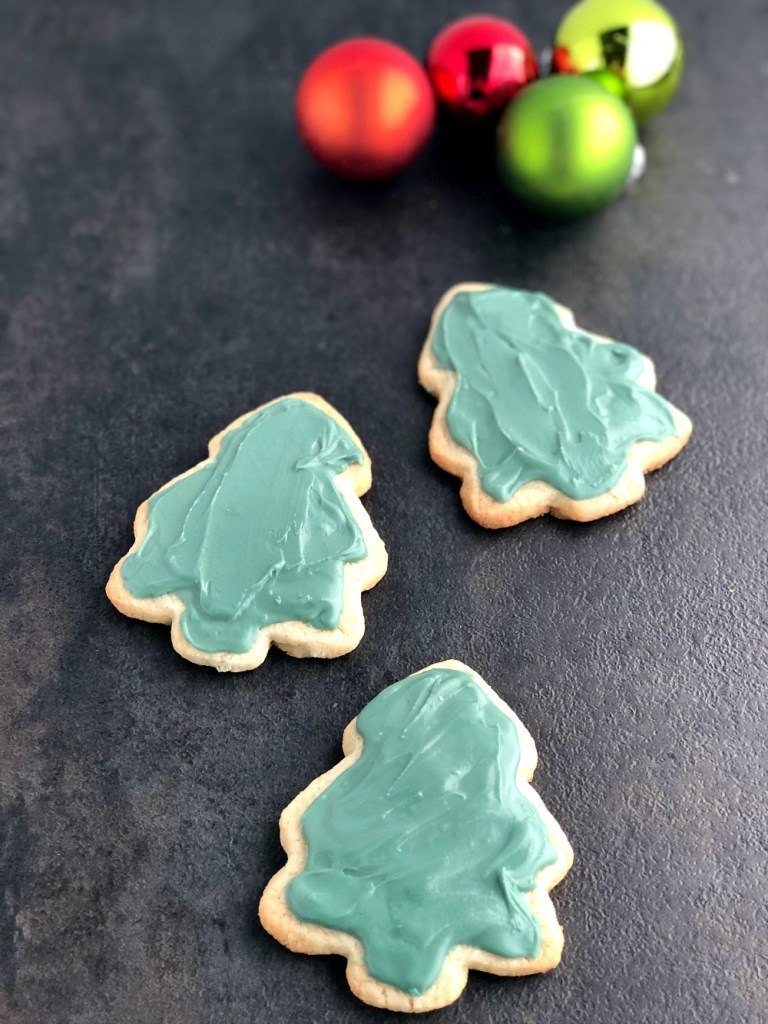 Gluten-Free sugar cookie recipe 1