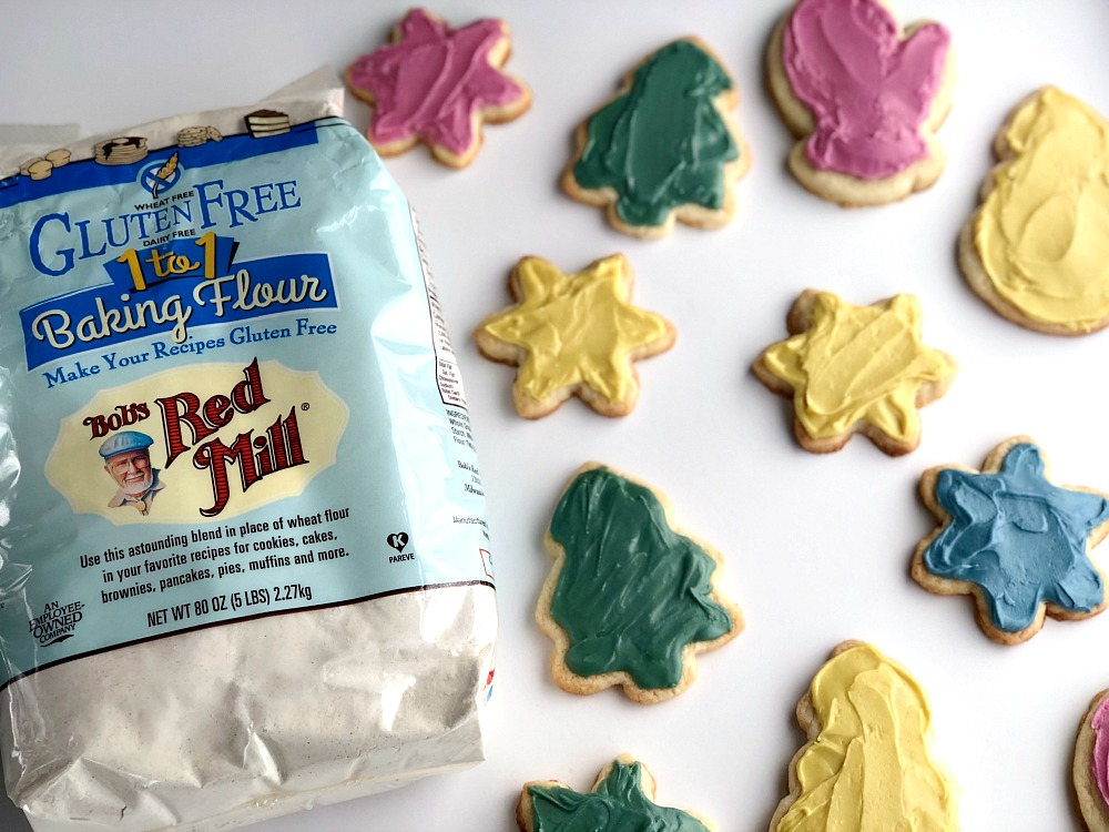 Gluten-Free No Spread Cut Out Sugar Cookies 10