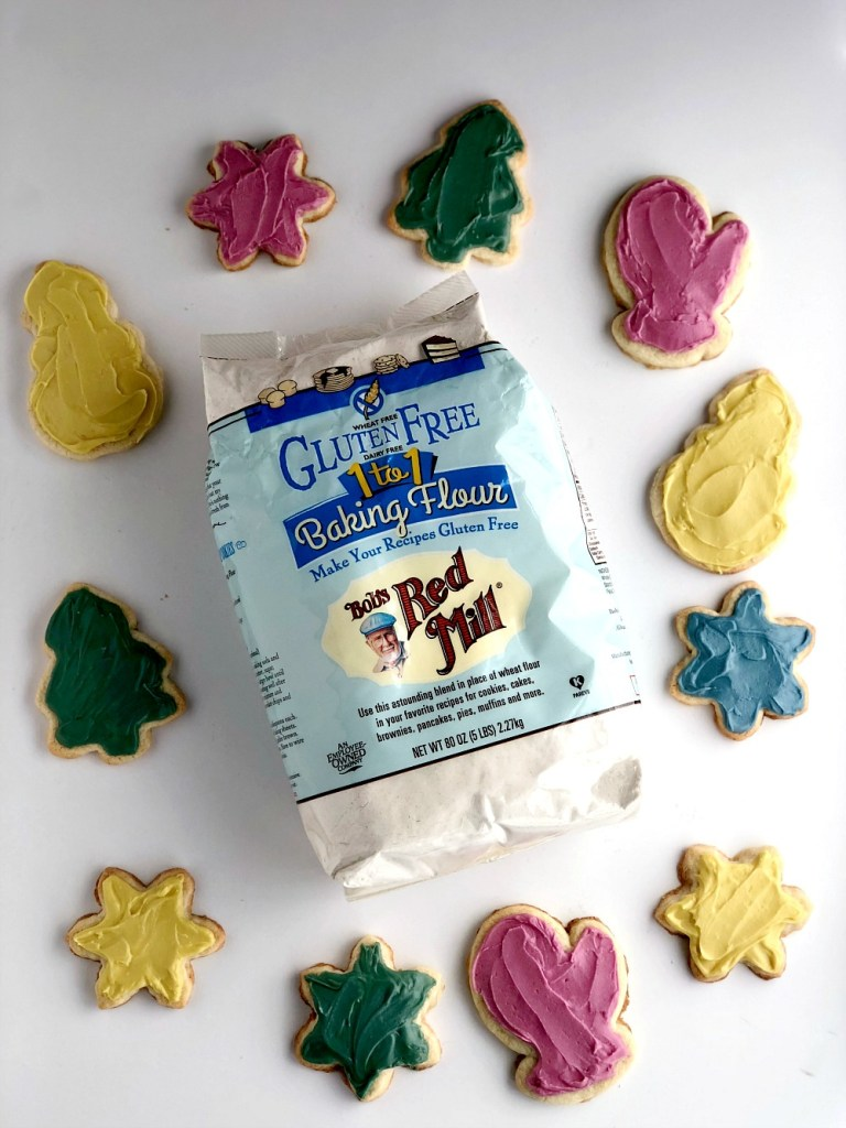 Gluten-Free sugar cookie recipe 3