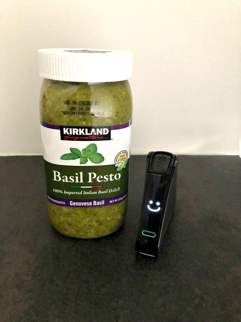 Is Kirkland Basil Pesto gluten-free