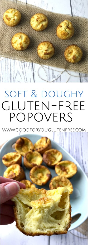 Gluten-Free Popovers Recipe - Good For You Gluten Free