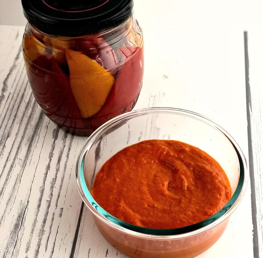 Red Pepper Sauce 1