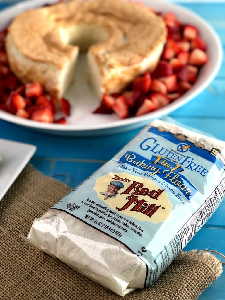 Gluten-Free Angel Food Cake Recipe 9