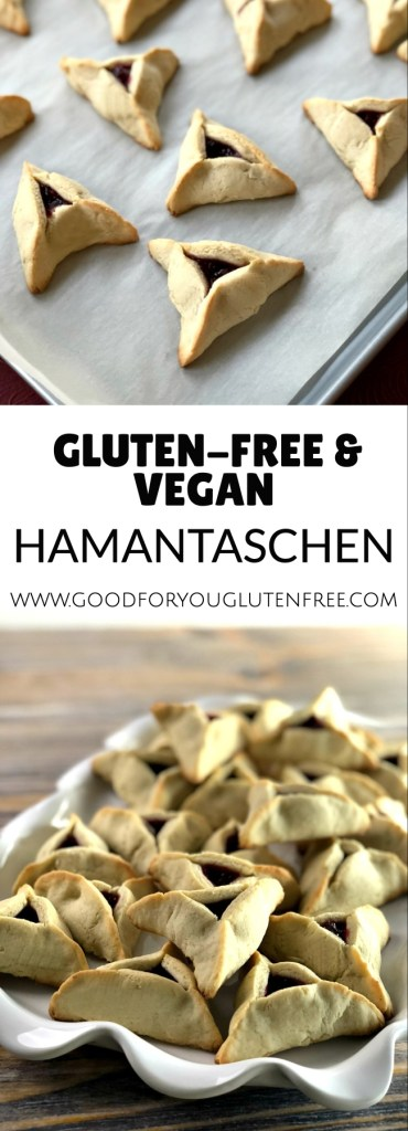Gluten-Free Hamantaschen Recipe - Good For You Gluten Free