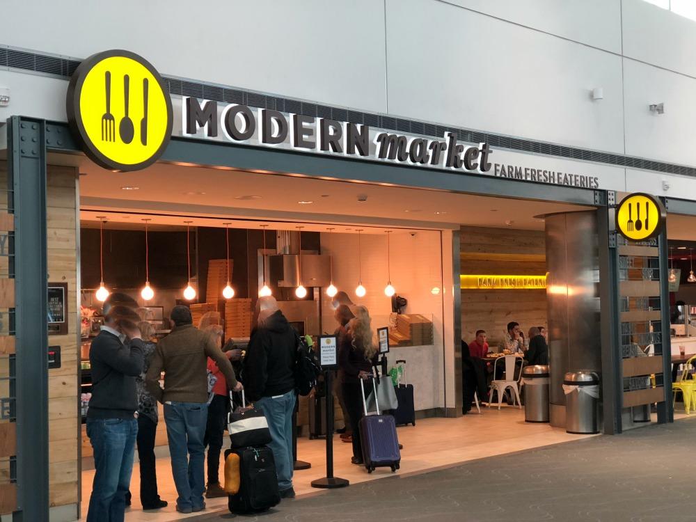 Gluten-Free at Denver International Airport - Modern Market