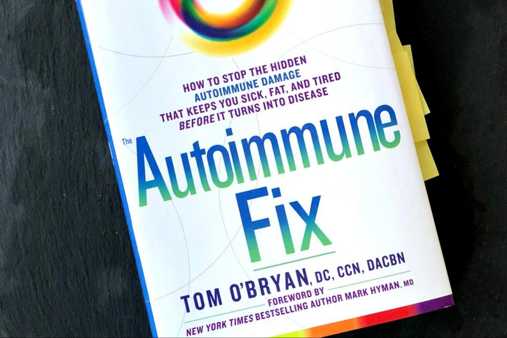 The Autoimmune Fix [Book Review]