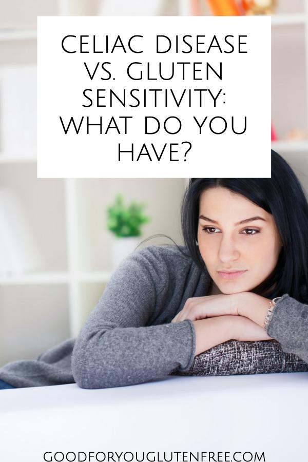 Celiac disease vs. gluten sensitivity. What do you have?