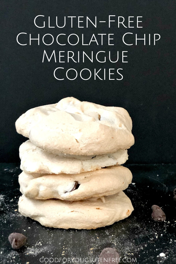 Chocolate Chip Meringue Cookies - Good For You Gluten Free