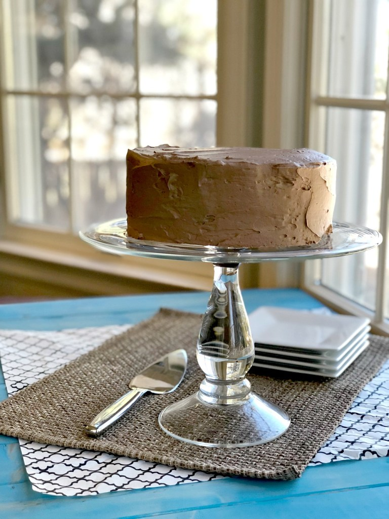 Gluten-Free Devils Food Cake Recipe 1