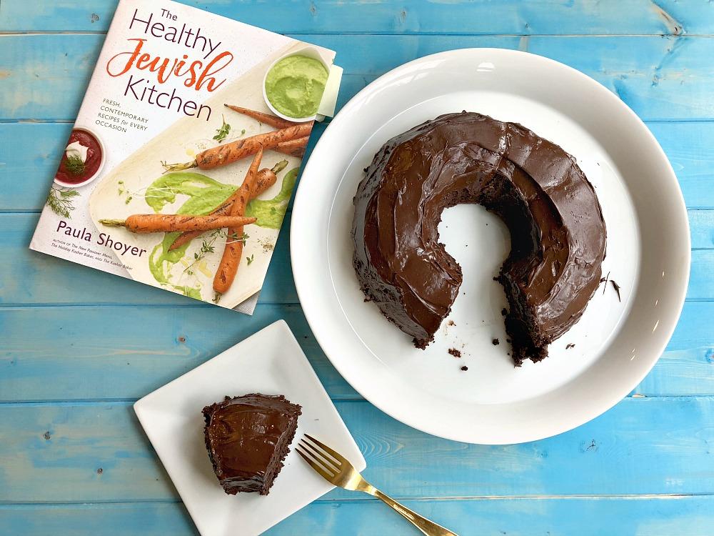 Gluten-Free Chocolate Quinoa Cake 5