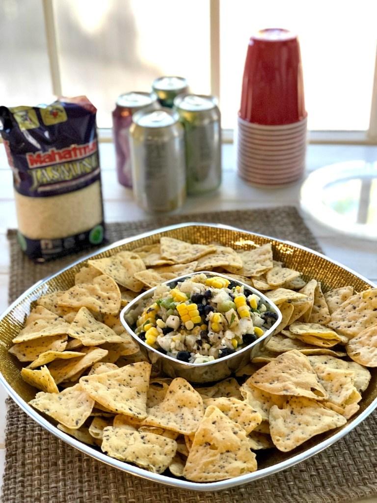 Cilantro-Lime Rice and Black Bean SAlsa 9