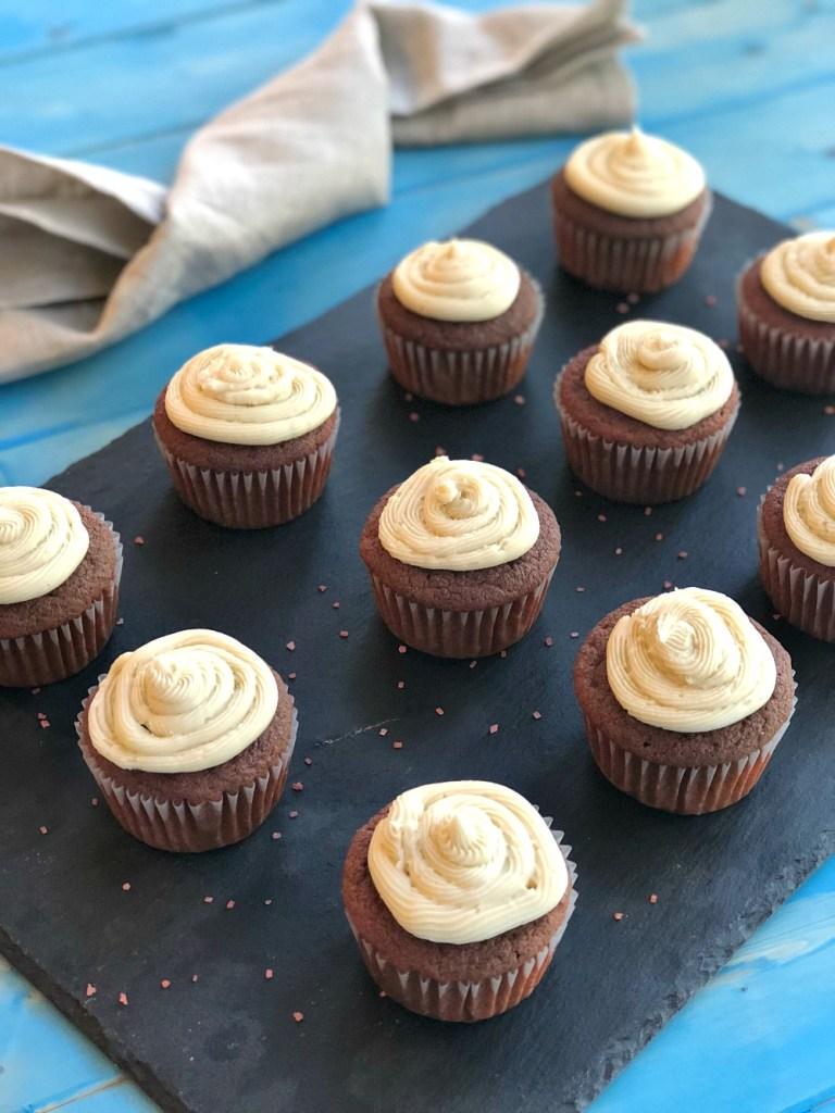 Gluten-Free Red Velvet Cupcakes 1