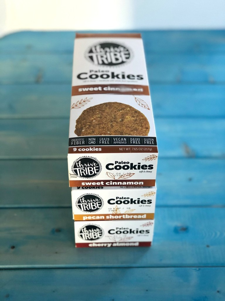 Thrive Tribe cookies 1