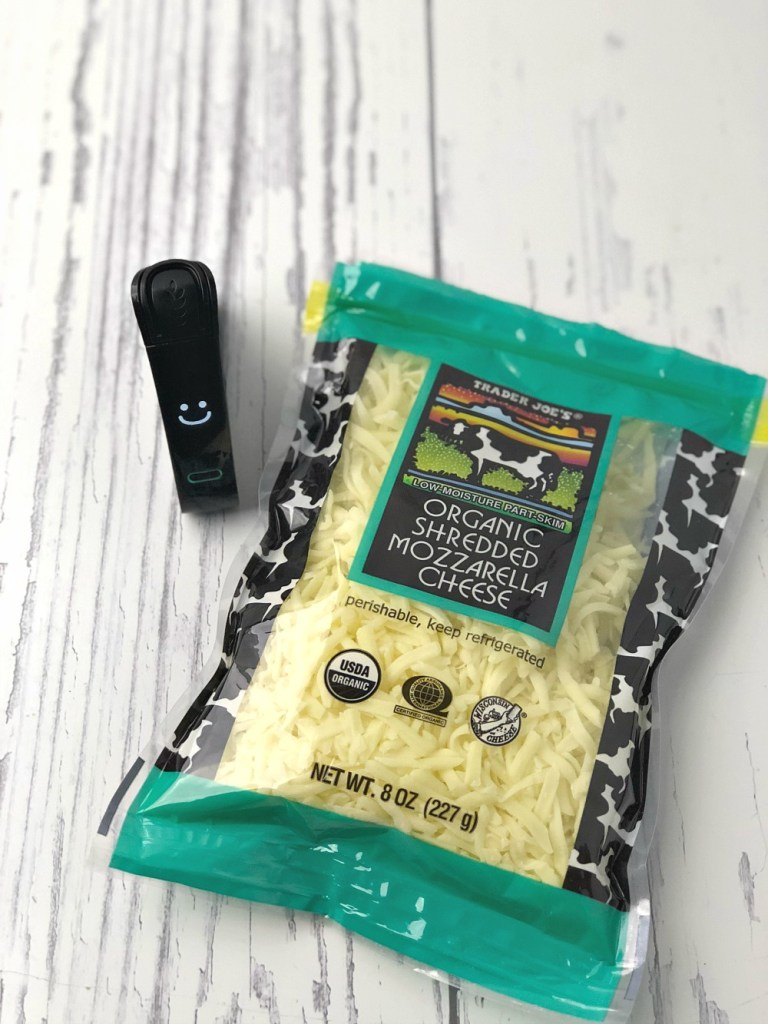 Best Gluten-Free Products at Trader Joes Gluten Free Organic Shredded Mozzarella Cheese - Nima tested