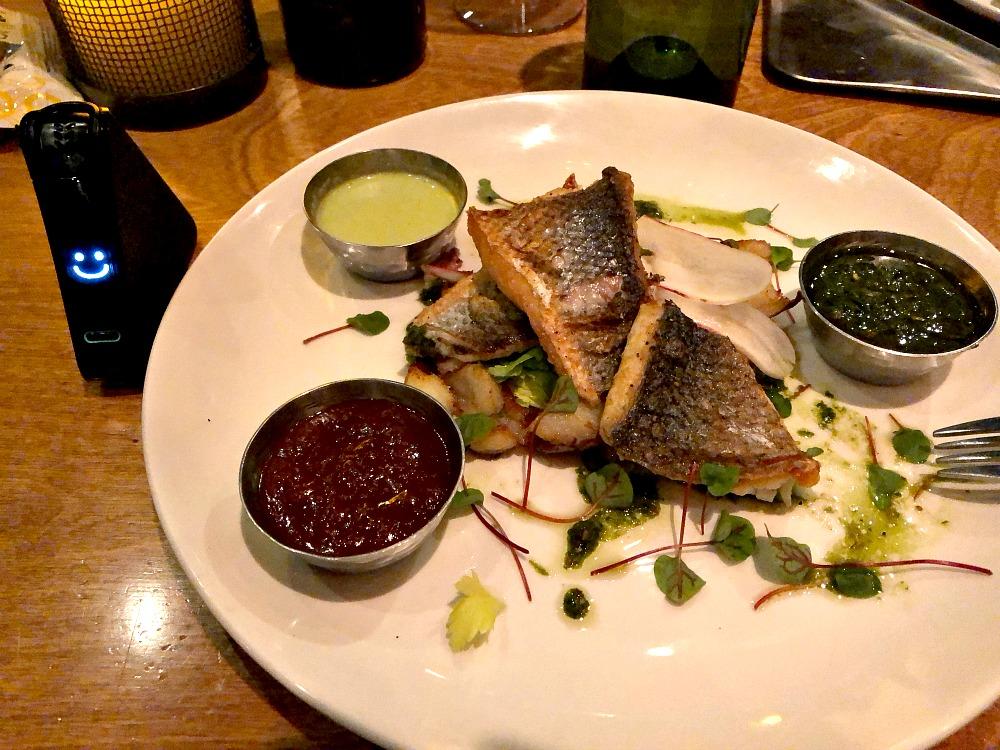 Vesta Denver Restaurant Nima Test